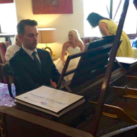Craig Smith Wedding Pianist for Barton Grange