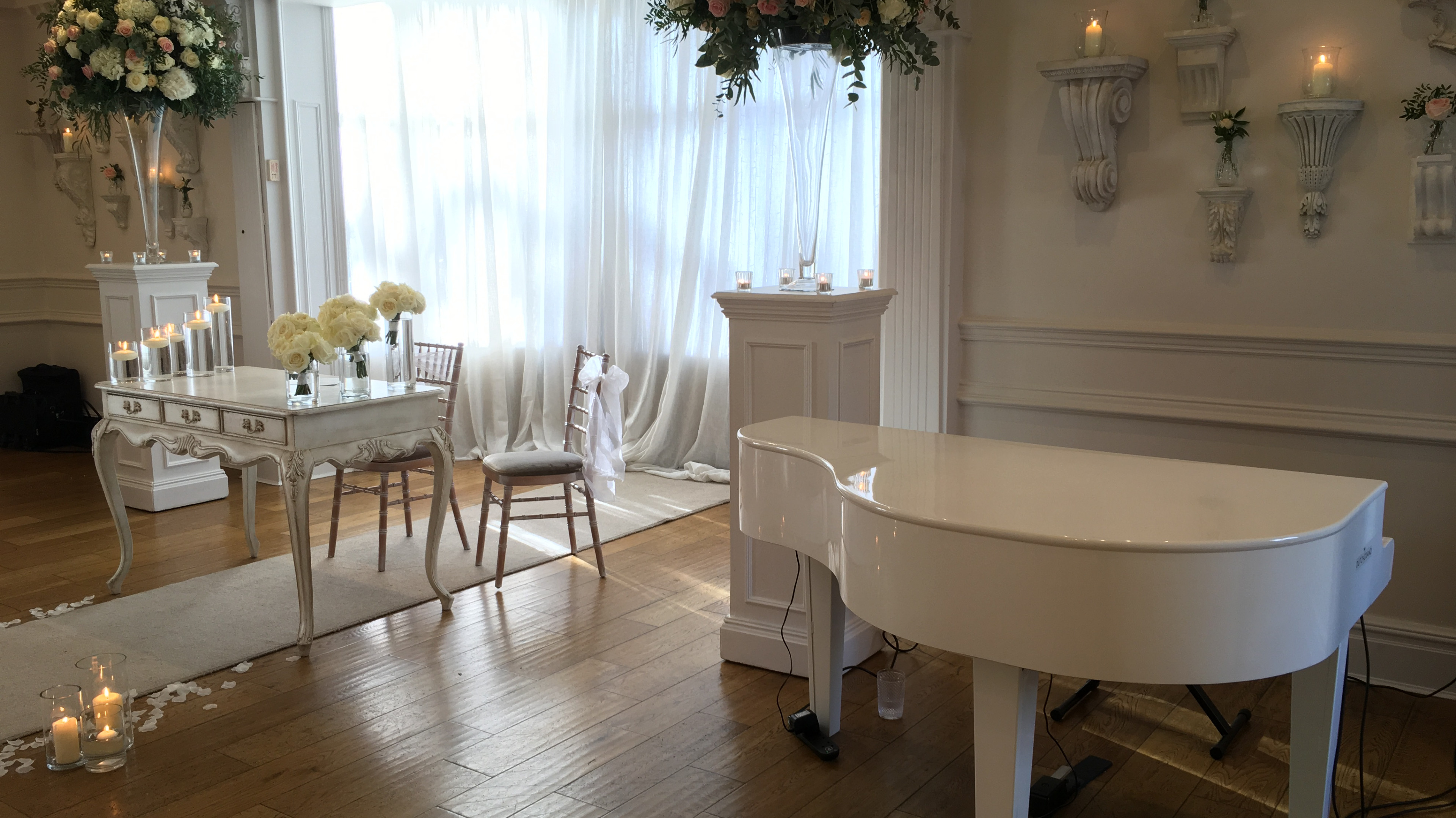Craig Smith: piano player for Ashfield House