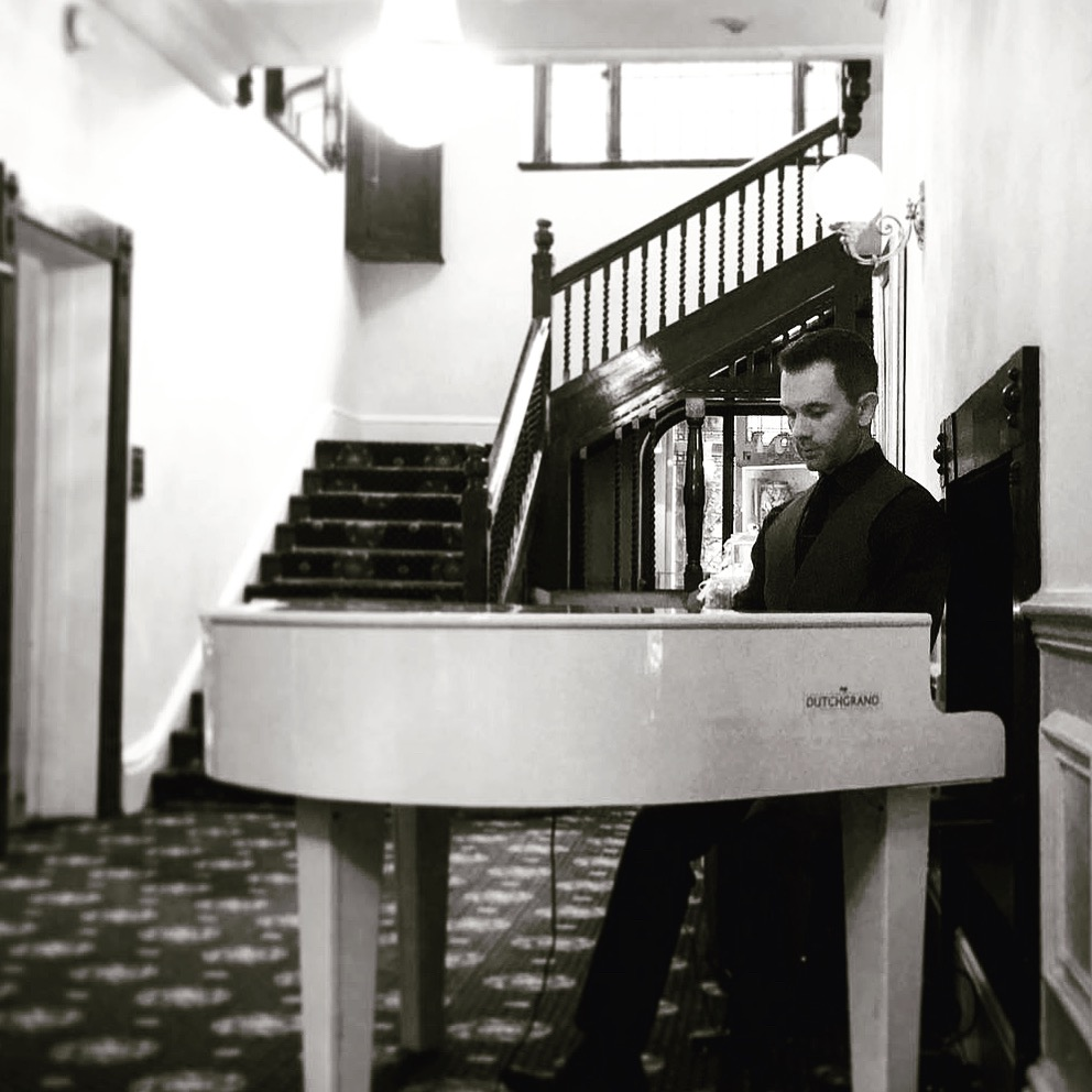 Craig Smith Wedding Pianist for Bartle Hall