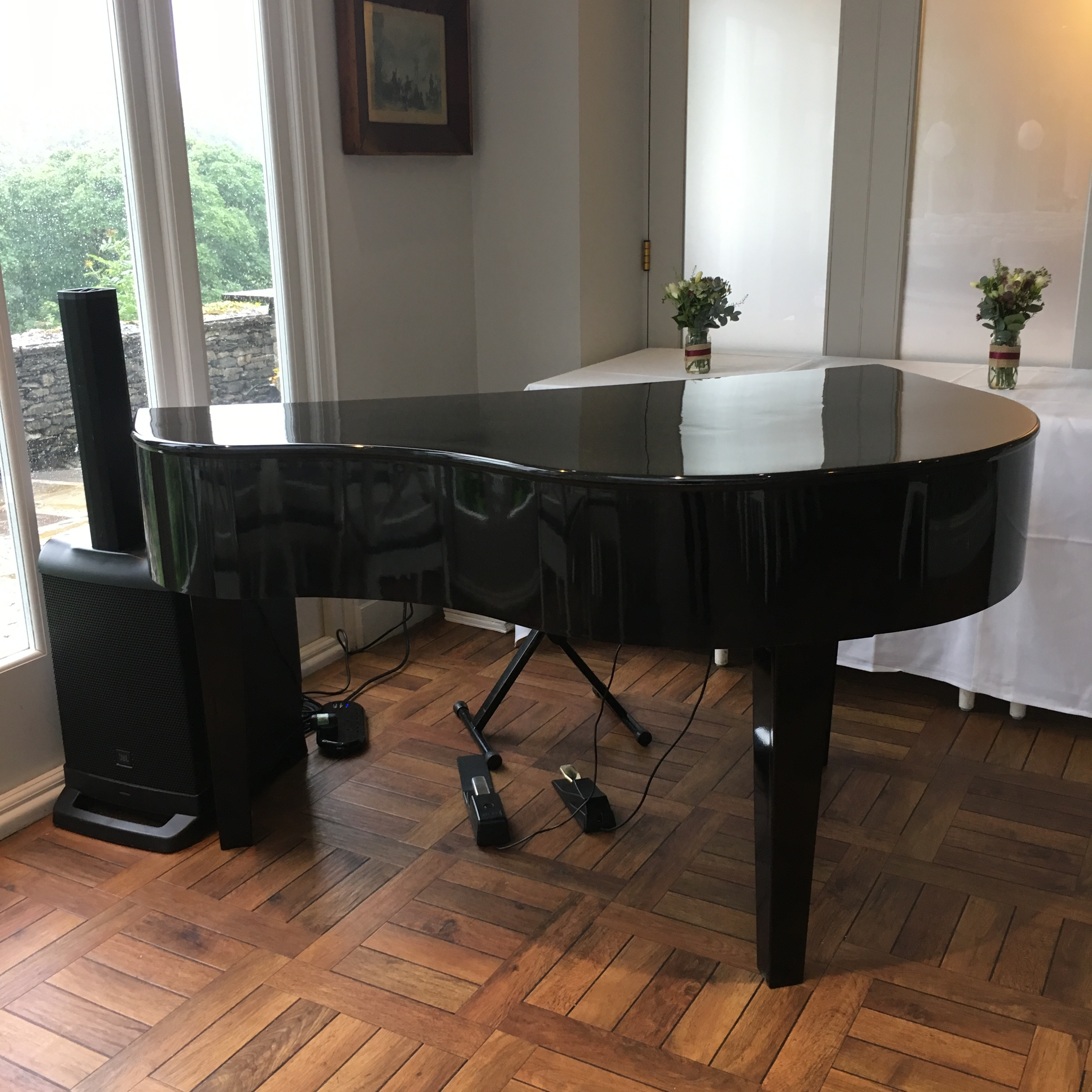 Craig Smith Wedding Pianist for Broadoaks Country House