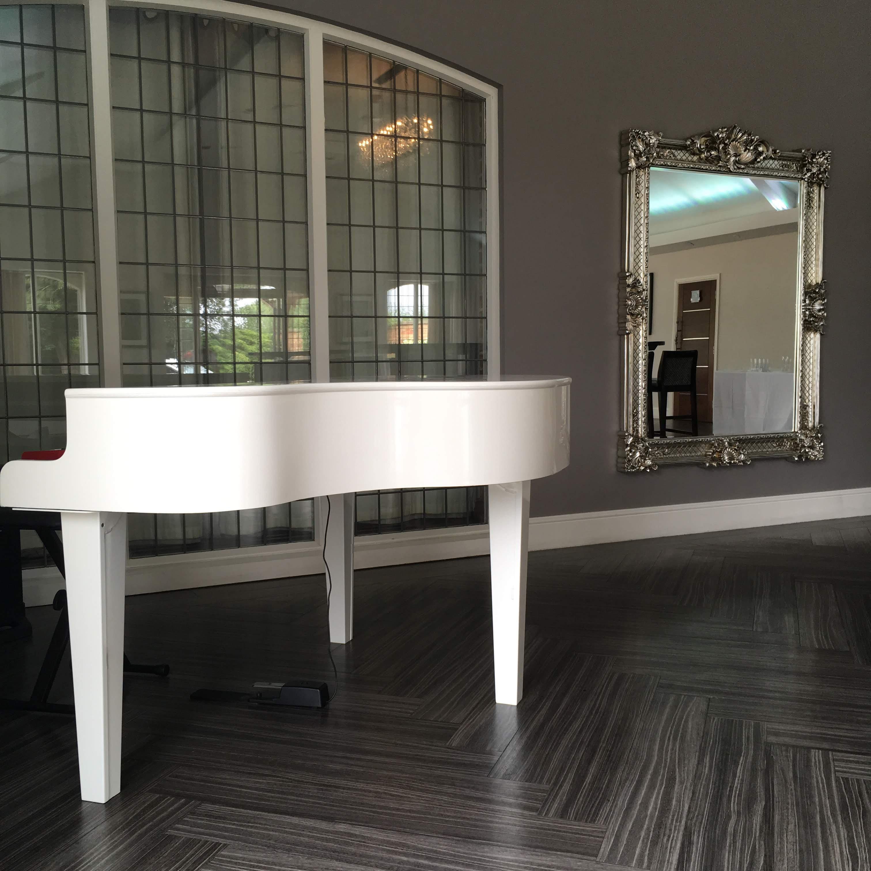 Craig Smith Colshaw Hall Wedding Pianist for Drinks Receptions