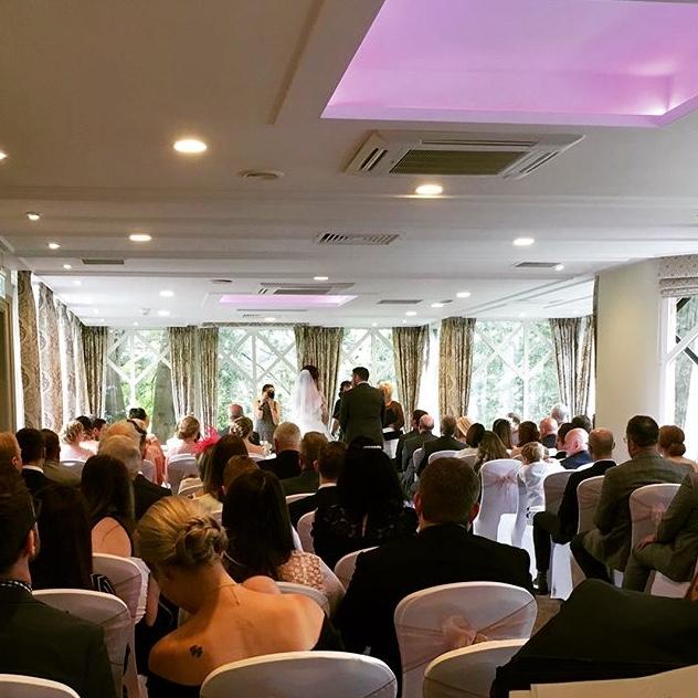 Wedding piano for Crabwall manor weddings