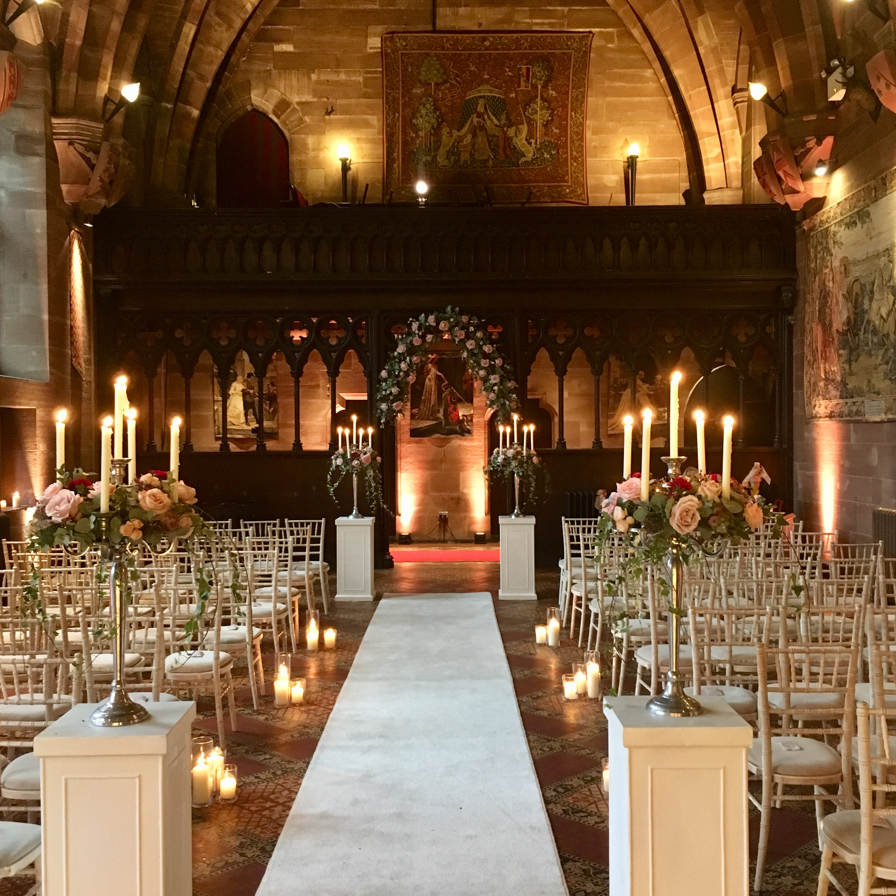 Craig Smith Music piannist for Peckforton Castle wedding piano