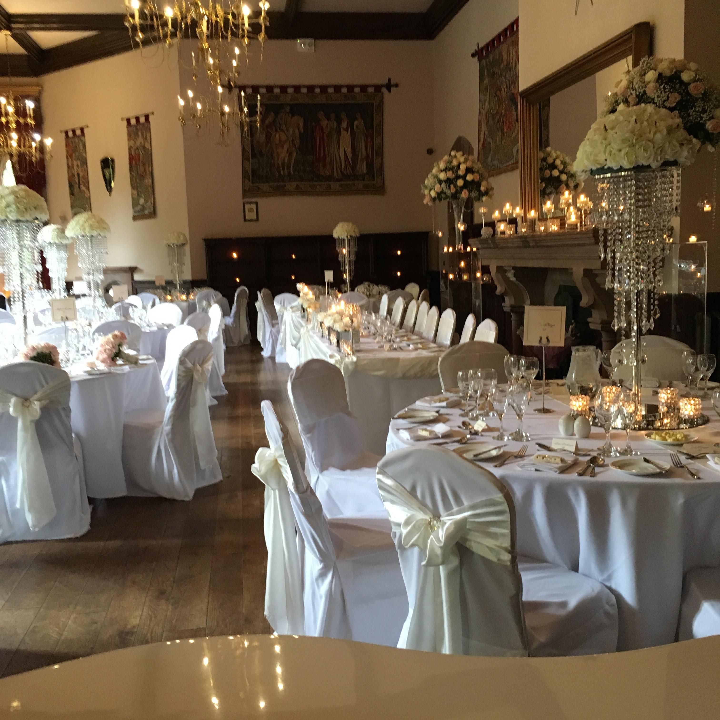 Pianist Peckforton Castle wedding ceremony music