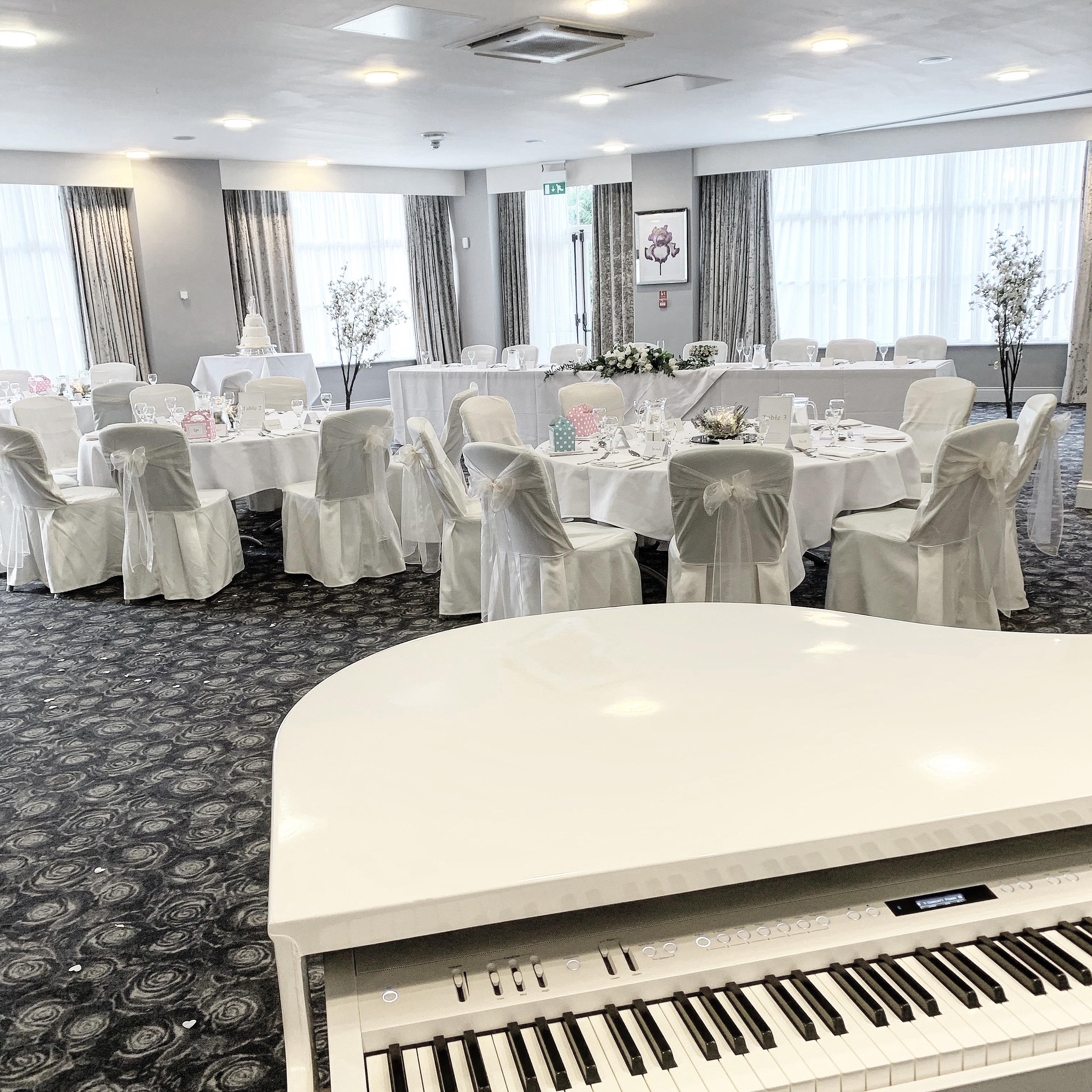 Craig Smith pianist for Ribby Hall weddings